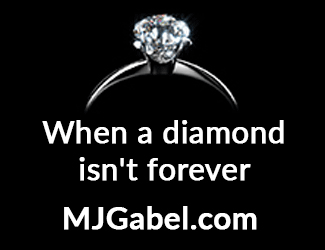 MJ Gabel - When a diamond isn't forever