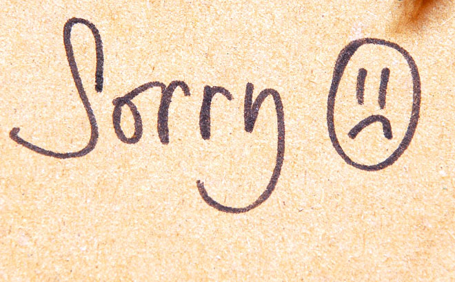 a divorce apology letter from a woman to her ex husband