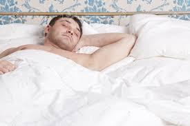 sleeping in separate bedrooms
